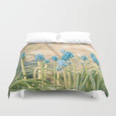Forest of Blue Duvet Cover