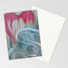Love by Lu Stationery Cards