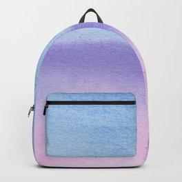 Bisexual Watercolor Wash Backpack
