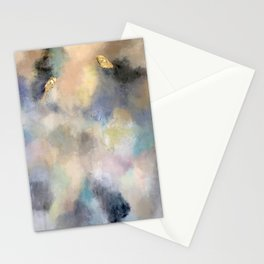Geode Blues Stationery Cards