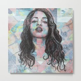 MIA - Bad Girls Metal Print