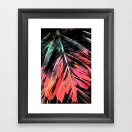 PLUma Framed Art Print