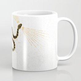 Dark Snake Inktober :: Sleep Copiously Coffee Mug