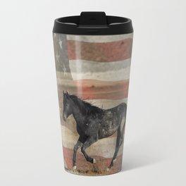 Freedom Run  Travel Mug