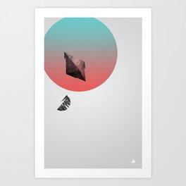 InfraredDiamond Art Print
