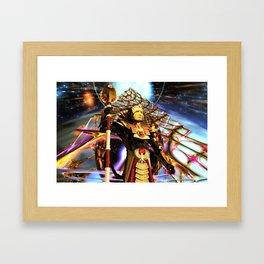Zero Dynasty Framed Art Print