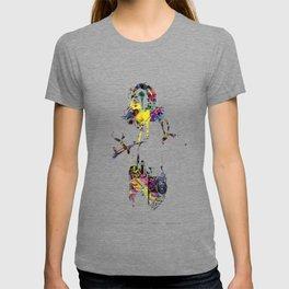 M J T-shirt