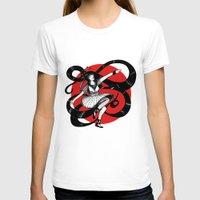dancing T-shirts featuring Dancing by Wivita