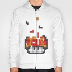 Super Mario Mushroom Tetris Hoody
