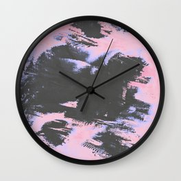 Forgetfulness Wall Clock