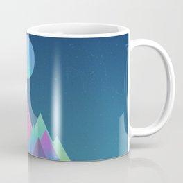 It's always night somewhere Coffee Mug