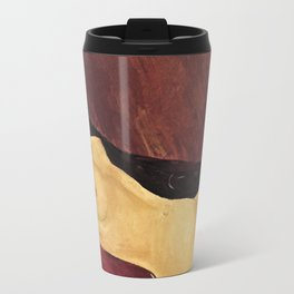 Amedeo Modigliani - Reclining Nude Travel Mug
