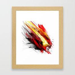 Speed & Velocity Framed Art Print
