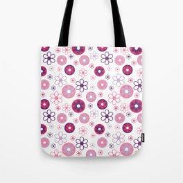 Flower Baby Tote Bag