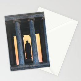 Between the Columns Stationery Cards