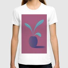 plant illustration T-shirt