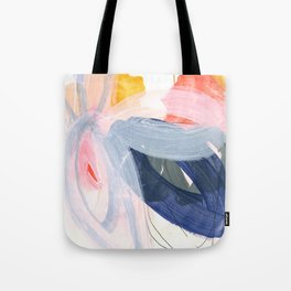 abstract painting XVII Tote Bag
