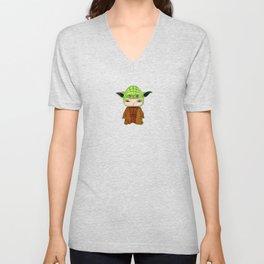 A Boy - Yoda Unisex V-Neck