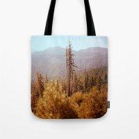 oregon Tote Bags featuring Oregon by Richard PJ Lambert