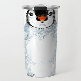 Molly the baby penguin Travel Mug