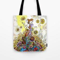 Agota Krnacs Illustration©2012 Tote Bag