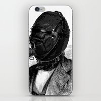 bdsm iPhone & iPod Skins featuring BDSM XI by DIVIDUS