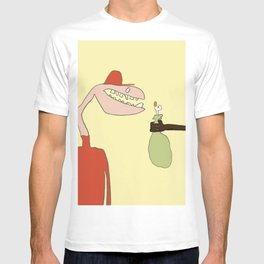 Duck in a bag T-shirt