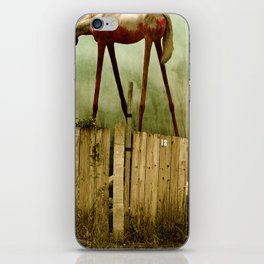 The Painted Horse iPhone Skin