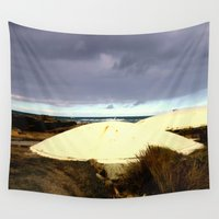 darwin Wall Tapestries featuring WW2 Underground Bunkers by Chris' Landscape Images & Designs
