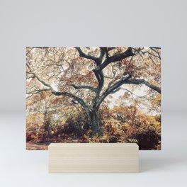 Crimson Fate - Magical Realism Life Mini Art Print