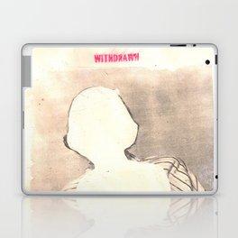 """""""withdrawn"""" Laptop & iPad Skin"""