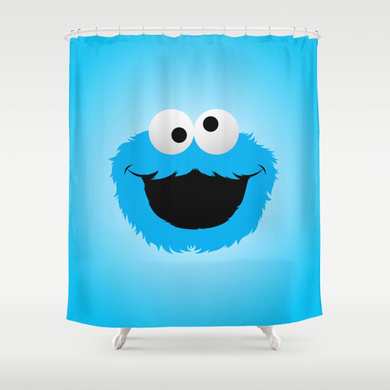 Minion Shower Curtain
