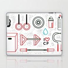 CrossFit Love Laptop & iPad Skin