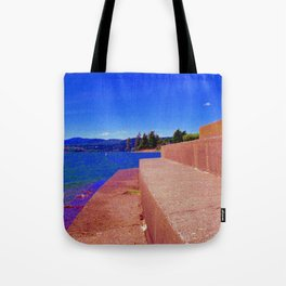Stairz Tote Bag