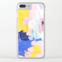 nuru #107 Clear iPhone Case