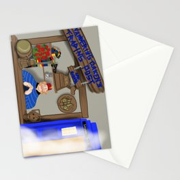 HOO-WHO Stationery Cards