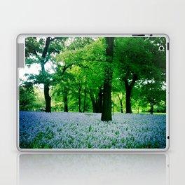 Violet Fields 2 Laptop & iPad Skin