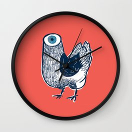 Your Meat Knows…  Wall Clock