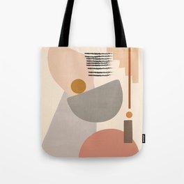 Modern Art Tote Bag