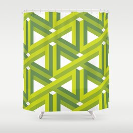 Illusion Shower Curtain