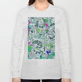 Kamasutra LOVE - Forest Green Long Sleeve T-shirt
