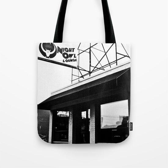 The Night Owl Tote Bag