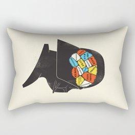 Vader Phrenology Rectangular Pillow
