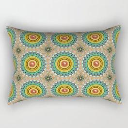 Panoply Pattern Rectangular Pillow