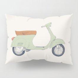 Italian Moto Pillow Sham