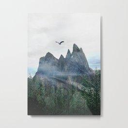 Mountains 13 Metal Print