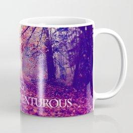 oh darling, lets be adventurous Coffee Mug