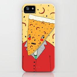Pizza Head iPhone Case