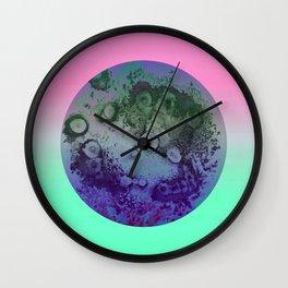 Ixion Pastel Wall Clock