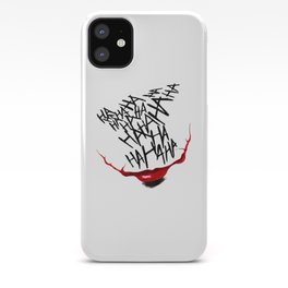 Why So Serious iPhone Case